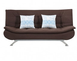 Sofabed Type B C01 Fabric - Brown